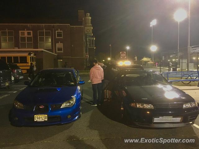 Nissan Skyline spotted in Mountainside, New Jersey