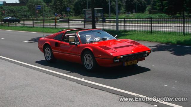 Ferrari 308 spotted in Papendrecht, Netherlands