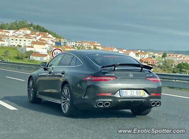 Mercedes AMG GT spotted in Torres Vedras, Portugal