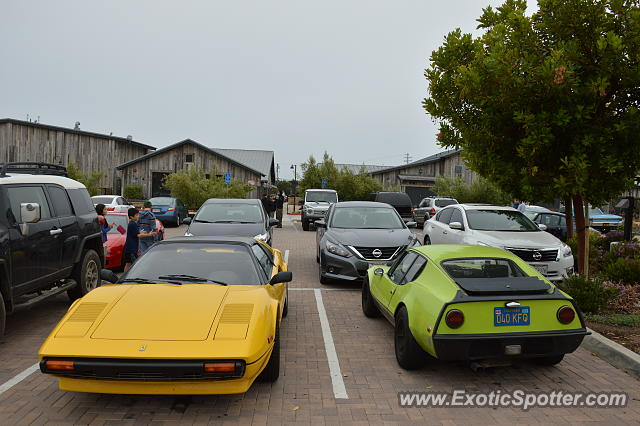 Ferrari 308 spotted in Malibu, California