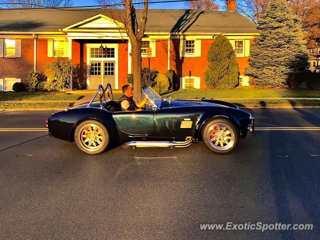 Shelby Cobra spotted in Scotch Plains, New Jersey