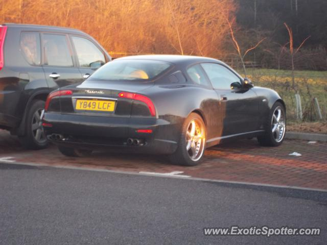 Maserati 3200 GT spotted in Tiverton, United Kingdom