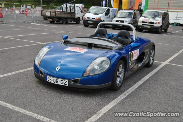 Renault Spider spotted in Leiria, Portugal