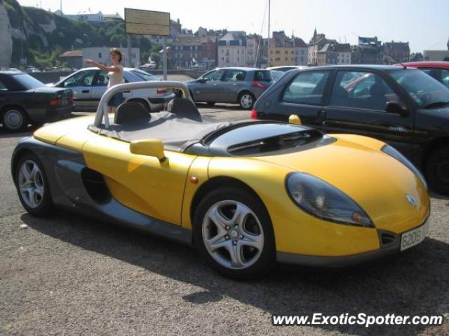 Renault Spider spotted in Vill su mer, France