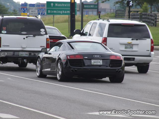 Audi R8 Spotted In Nashville Tennessee On 06 25 2011