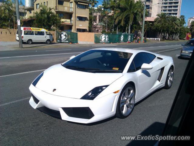 Good Lamborghini Gallardo Spotted In Gold Coast, Australia