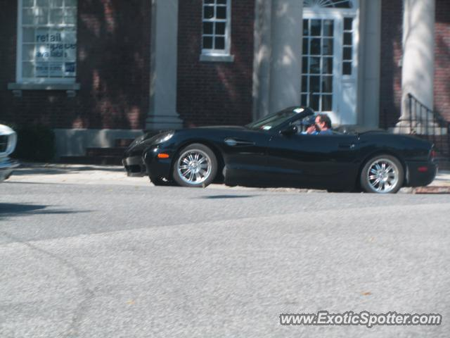 Panoz Esparante spotted in Southampton, New York