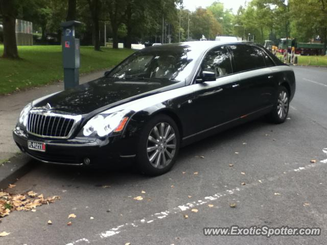 mercedes maybach spotted in wiesbaden germany on 08 22 2011. Black Bedroom Furniture Sets. Home Design Ideas