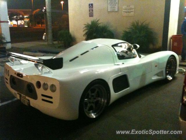 Ultima GTR spotted in San Diego, California