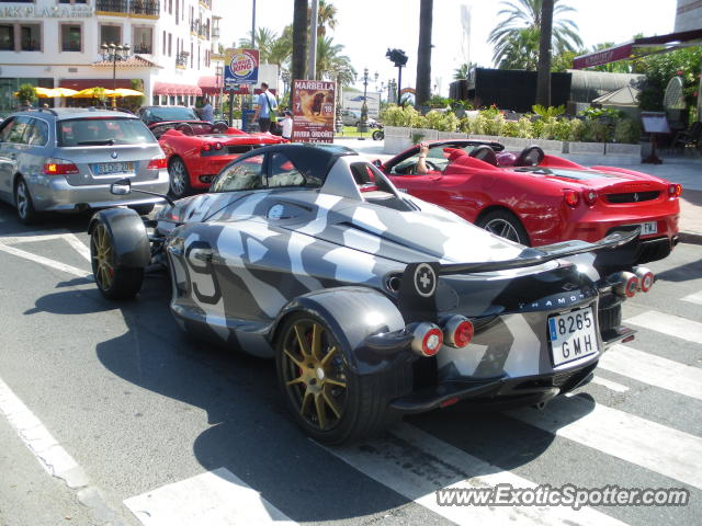 Tramonta R spotted in Puerto Banus, Spain