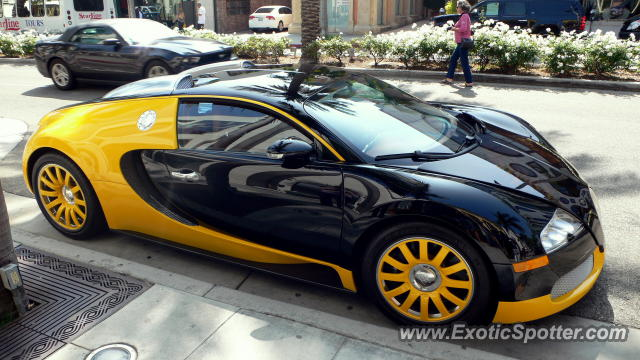bugatti veyron yellow and black. Black Bedroom Furniture Sets. Home Design Ideas