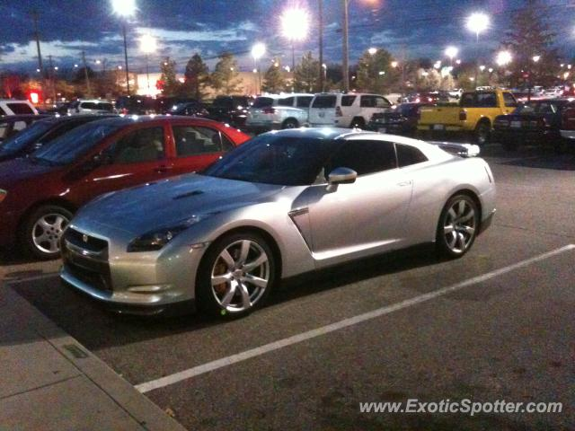 Nissan Skyline spotted in Memphis, Tennessee