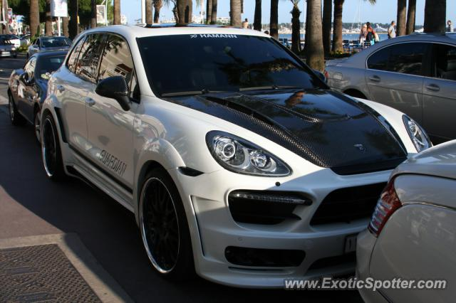 porsche cayenne gemballa 650 spotted in cannes france on 07 14 2011. Black Bedroom Furniture Sets. Home Design Ideas