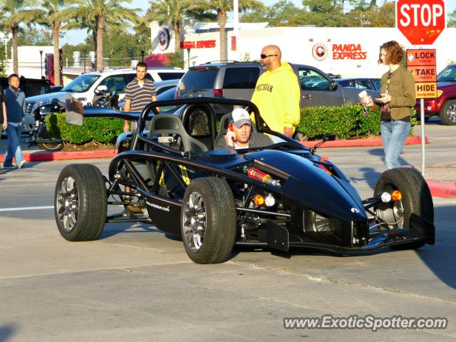 ariel atom spotted in houston texas on 12 04 2010. Black Bedroom Furniture Sets. Home Design Ideas