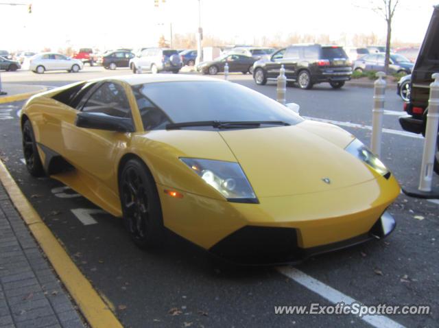 Lamborghini Murcielago Spotted In Paramus New Jersey On