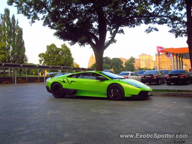 Lamborghini Murcielago Spotted In Moscow Russia On 07 07 2011 Photo 3