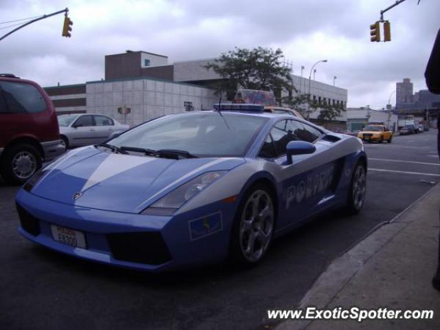 Lamborghini Gallardo Spotted In New York New York On 10