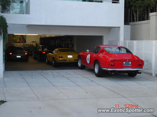 Ferrari 275 Spotted In San Diego, California