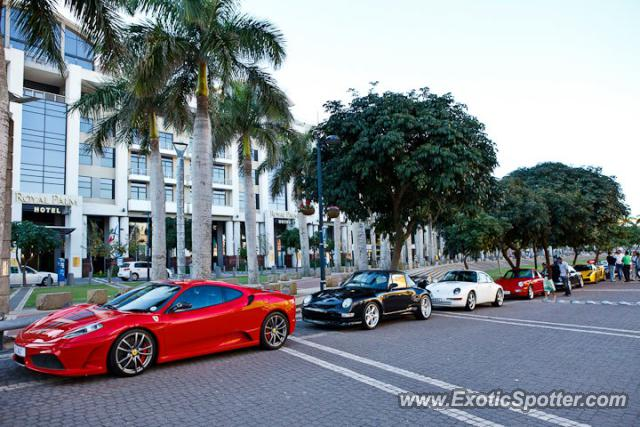 Ferrari F430 spotted in Durban, South Africa