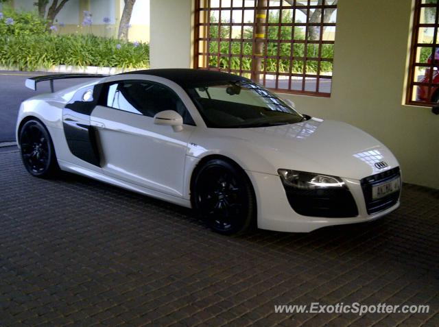 Audi R8 Spotted In Polokwane South Africa On 11 13 2011