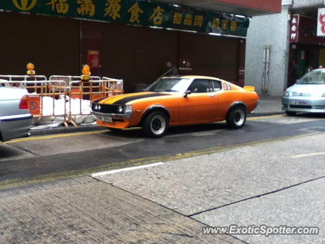Nissan Skyline Spotted In Hong Kong China On 11 11 1211