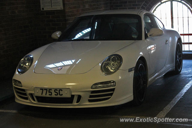 Porsche 911 spotted in York, United Kingdom