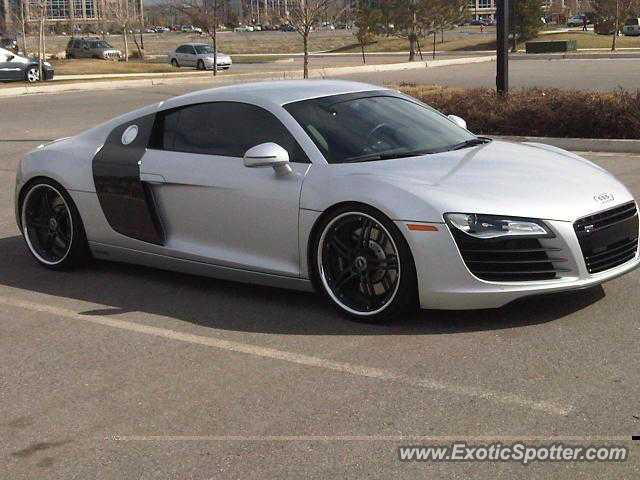 Audi R Spotted In South Jordan Utah On - Audi car jordan
