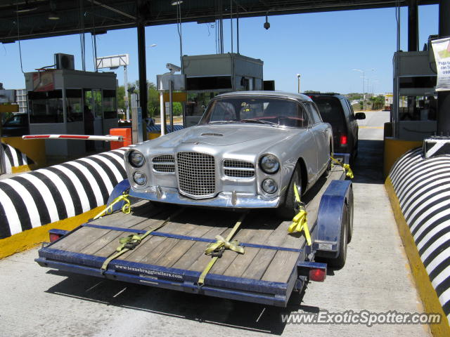 Facel Vega spotted in Monterrey, Mexico