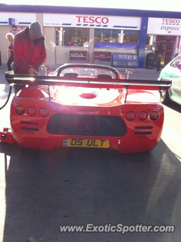 Ultima GTR spotted in Melton mowbray, United Kingdom