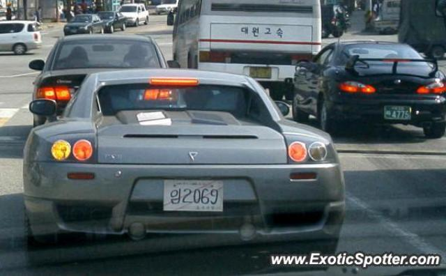 Proto Spirra spotted in Seoul, South Korea