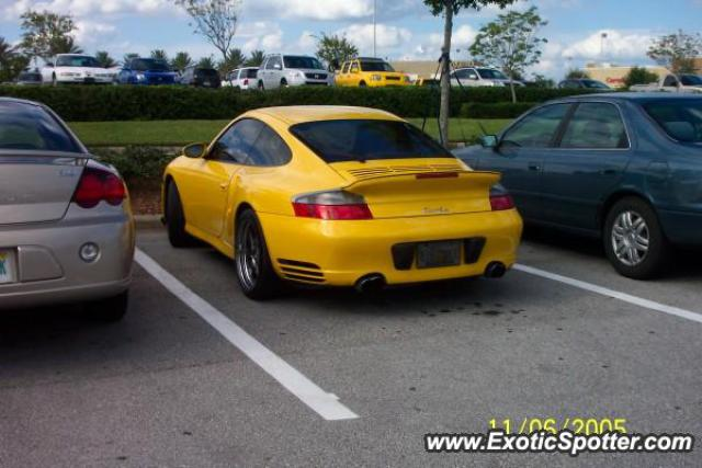 Porsche 911 turbo spotted in orlando florida on 11 06 2005 for Mercedes benz millenia mall
