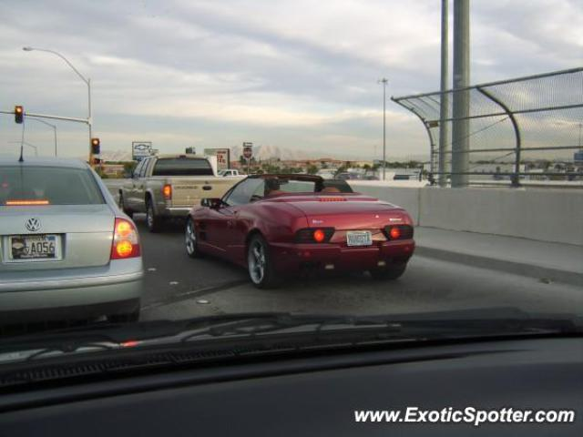 Qvale Mangusta spotted in Las vegas, Nevada