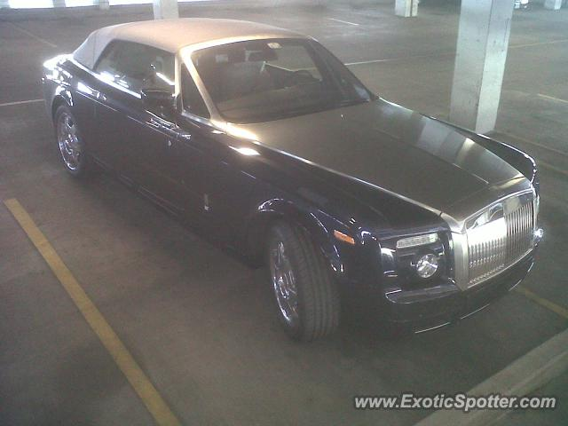 Rolls royce phantom spotted in tampa florida on 05 03 for Rolls royce motor cars tampa bay