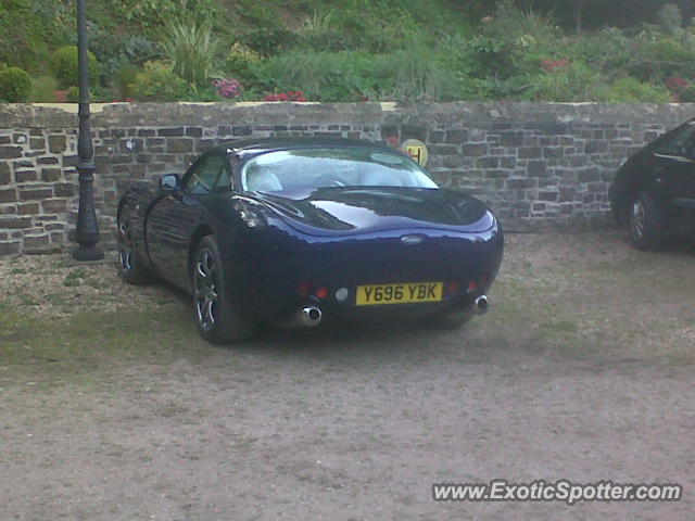 TVR Tuscan spotted in Tiverton, United Kingdom