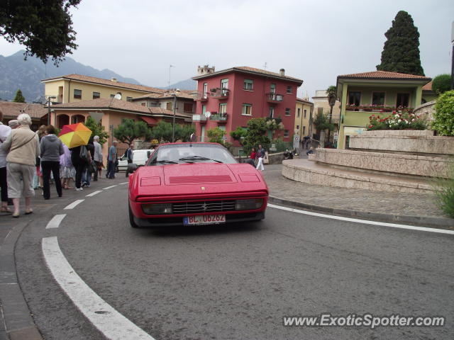 Ferrari 328 spotted in Malcesine, Italy