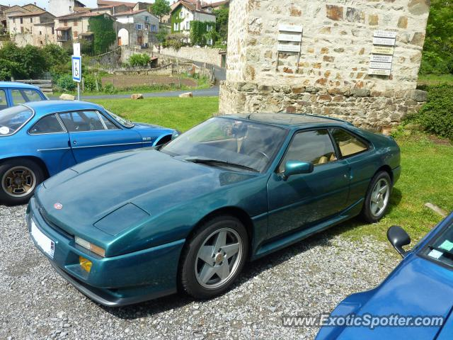 Venturi Atlantique 300 spotted in Saint-Ilpize, France