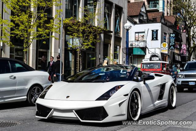 Lamborghini Gallardo Custom Auto Bild Idee