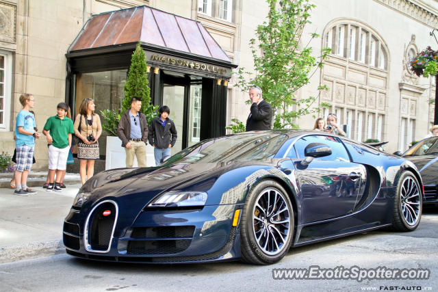 bugatti veyron spotted in montreal canada on 06 09 2012 photo 4. Black Bedroom Furniture Sets. Home Design Ideas