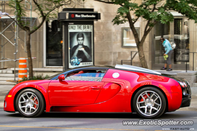 bugatti veyron spotted in montreal canada on 06 09 2012 photo 5. Black Bedroom Furniture Sets. Home Design Ideas