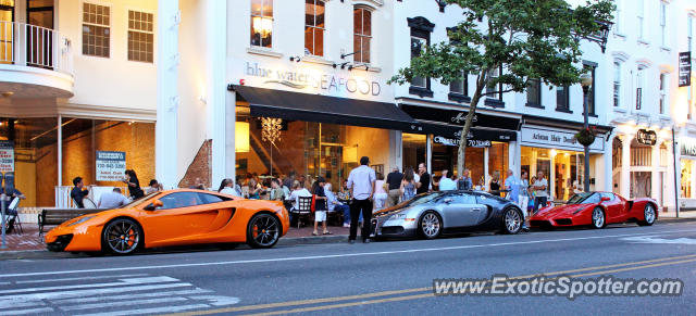 Mclaren MP4-12C spotted in Red Bank, New Jersey