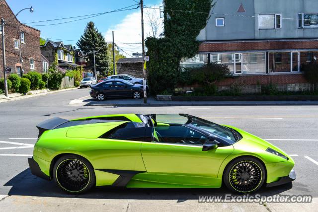 Lamborghini Murcielago Spotted In Toronto Canada On 05 06 2012 Photo 2