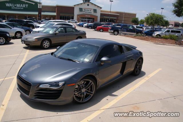 Audi R Spotted In Dallas Texas On Photo - Dallas audi