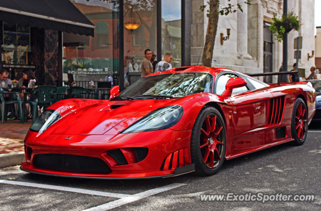 Saleen S7 For Sale >> Saleen S7 spotted in Red Bank, New Jersey on 07/04/2012