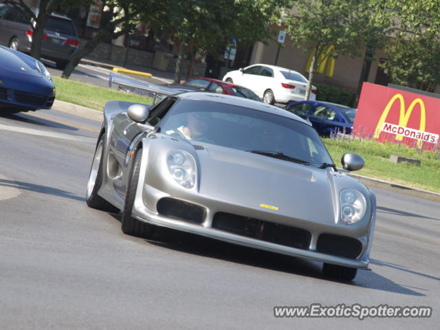 Noble M12 GTO 3R spotted in Franklin, Tennessee