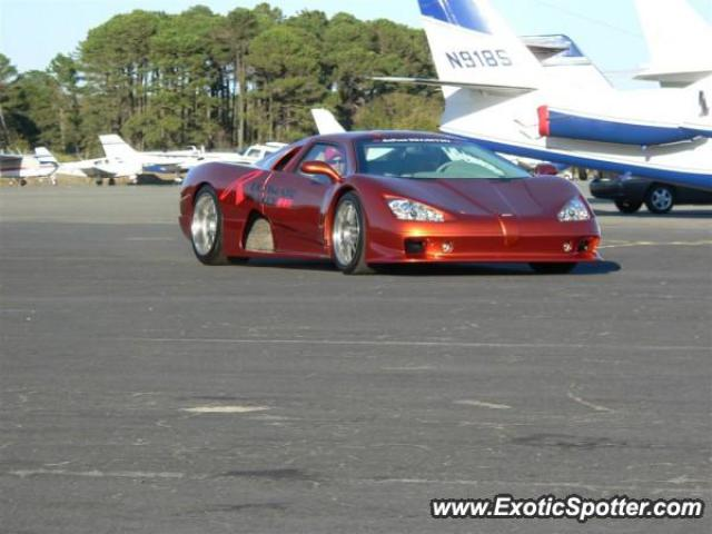SSC Ultimate Aero spotted in Feranadina Beach, Florida