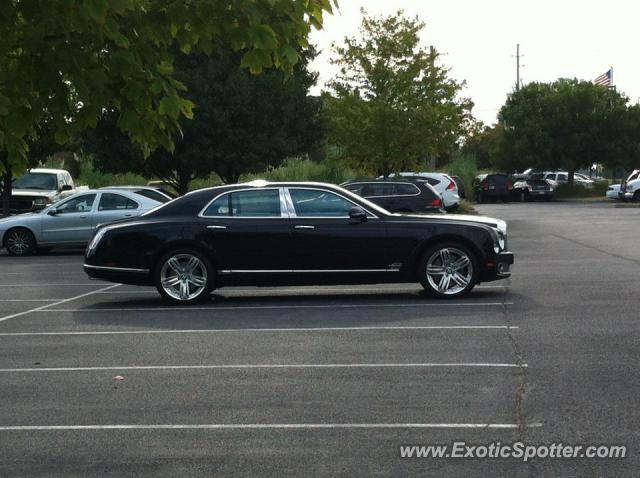 Bentley Mulsanne Spotted In St Louis Missouri On 07212012 Photo 2