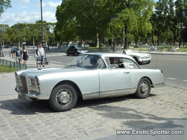 Facel Vega spotted in Paris, France