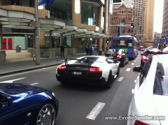 Lamborghini australia sydney