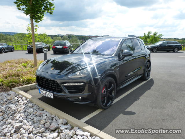 porsche cayenne gemballa 650 spotted in dortmund germany on 06 23 2012 photo 2. Black Bedroom Furniture Sets. Home Design Ideas