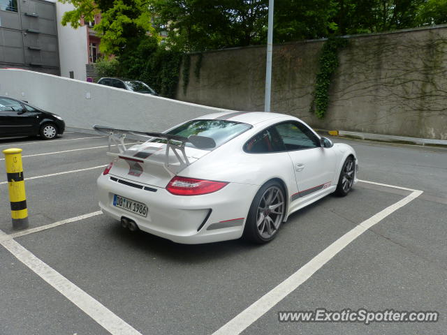 porsche 911 gt3 spotted in dortmund germany on 06 22 2012 photo 2. Black Bedroom Furniture Sets. Home Design Ideas